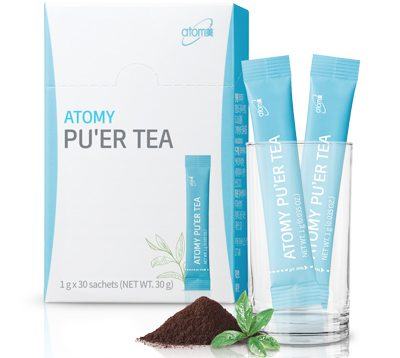 ATOMY Slim Body Puer Tea