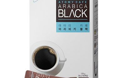 Atomy Cafe Arabica Black