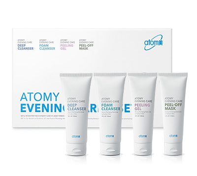 ATOMY EVENING CARE 4 SET